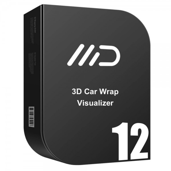 3D Wrapping Lizenz - 12 Monate
