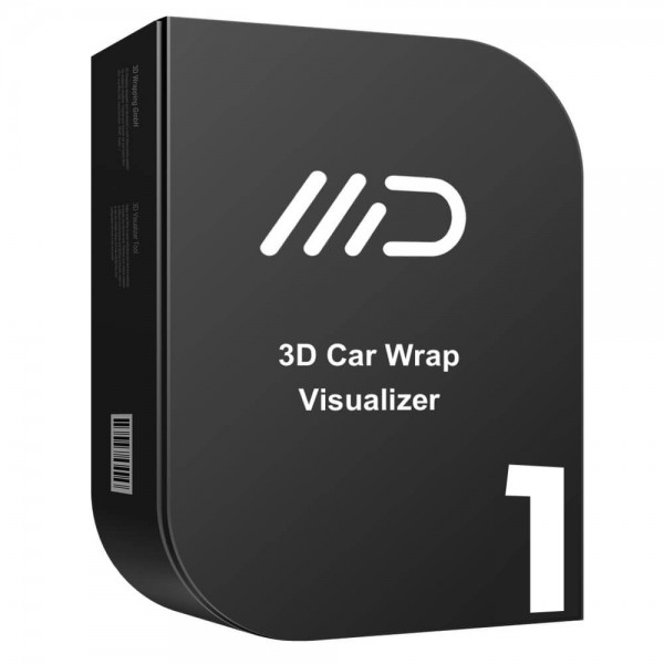 3D Wrapping Lizenz - 30 Tage